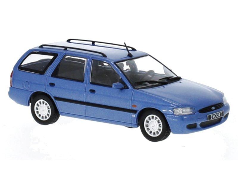 FORD Escort Turnier - 1996 - bluemetallic - IXO 1:43