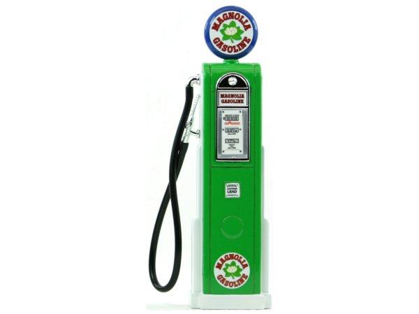 MAGNOLIA Gas Pump / Zapfsäule  - Square - YATMING 1:18