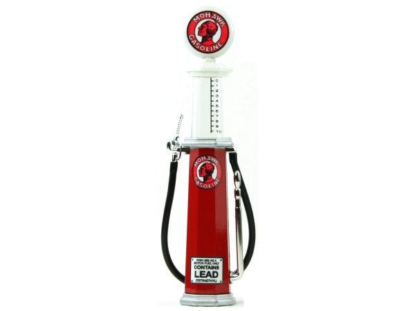 MOHAWK Gas Pump / Zapfsäule  - Round - YATMING 1:18