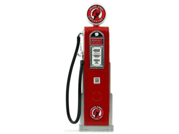 MOHAWK Gas Pump / Zapfsäule  - Square - YATMING 1:18