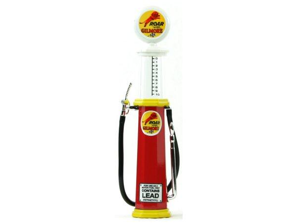 ROAR Gilmore Gas Pump / Zapfsäule  - Round - YATMING 1:18