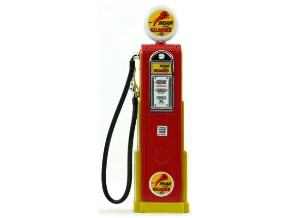 ROAR Gilmore Gas Pump / Zapfsäule  - Square - YATMING 1:18