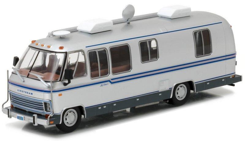AIRSTREAM Excella Turbo 280 - 1981 - silver - Greenlight 1:43