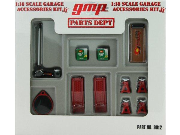 Garage Accessoires / Werkstatt Zubehör  - #9012 - GMP 1:18